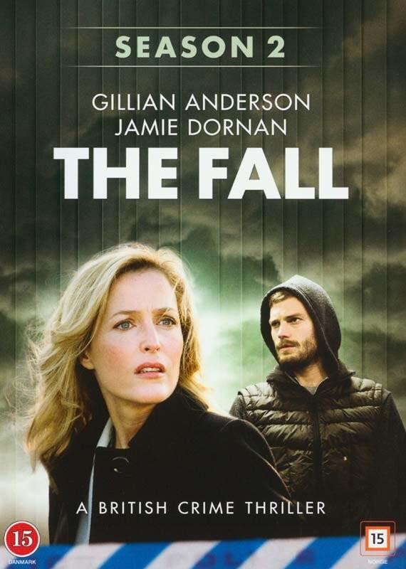 The Fall - Sæson 2 - DVD - Tv-serie
