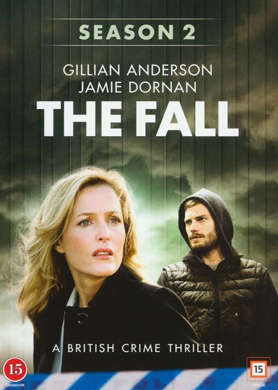 Image of   The Fall - Sæson 2 - DVD - Tv-serie