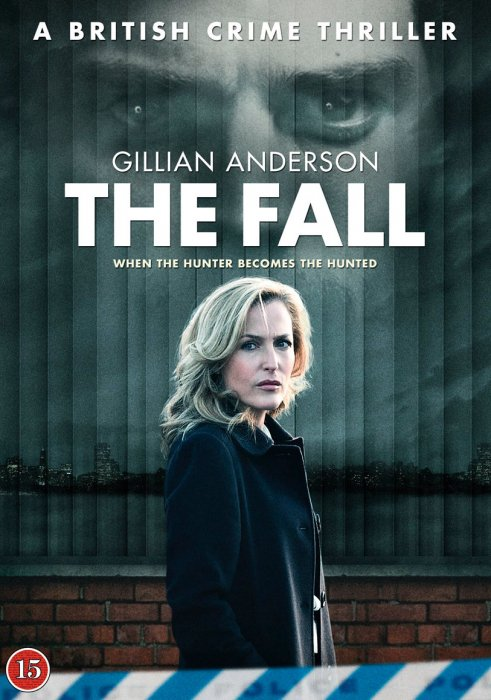 The Fall - Sæson 1 - DVD - Tv-serie