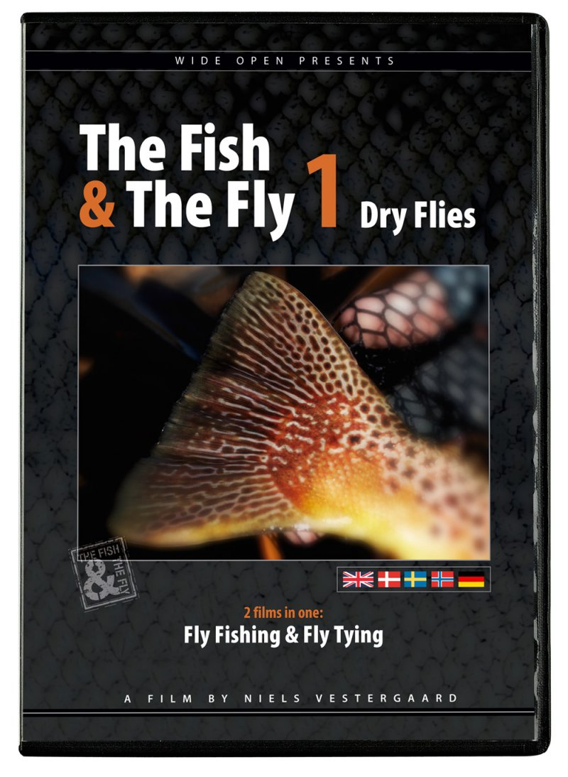 Image of   The Fish & The Fly 1 Dry Flies - DVD - Film