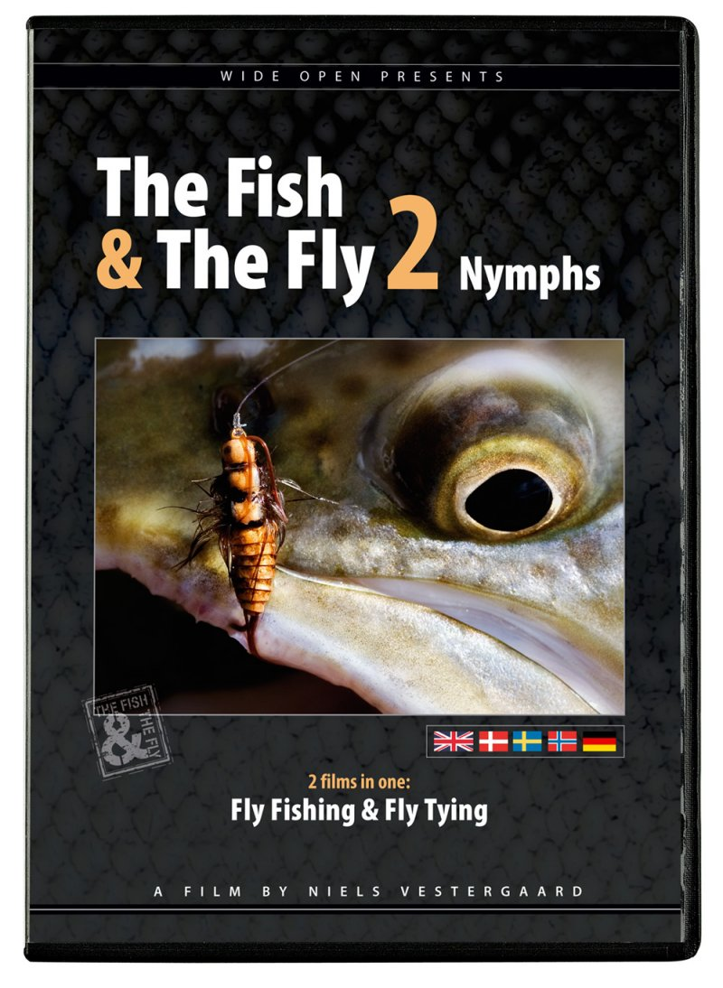 Image of   The Fish & The Fly 2 Nymphs - DVD - Film