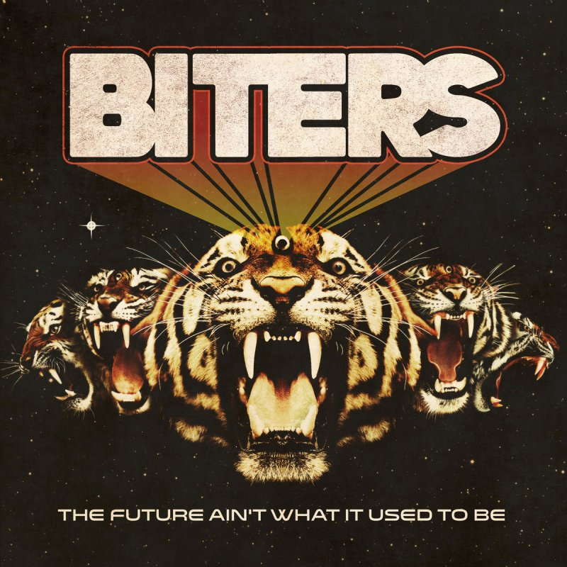 Image of   Biters - The Future Aint What It Used To Be - CD