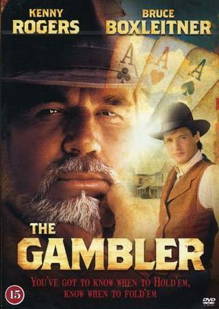 Image of   The Gambler - Kenny Rogers - DVD - Film