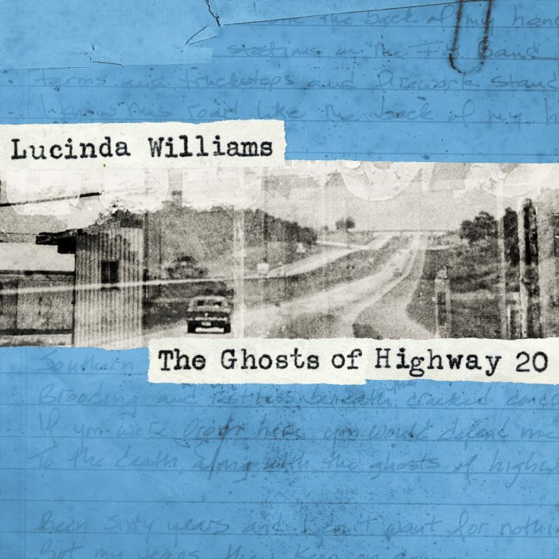 Image of   Lucinda Williams - The Ghosts Of Highway 20 - CD