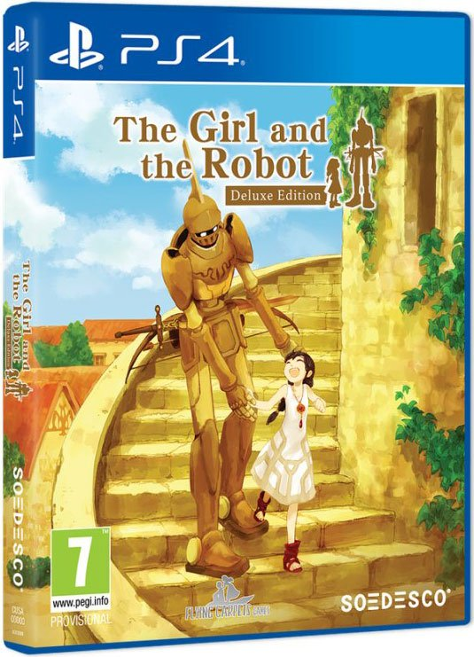 The Girl And The Robot - Deluxe Edition - PS4