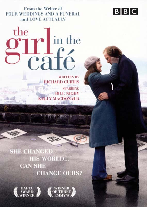 The Girl In The Cafe - DVD - Film