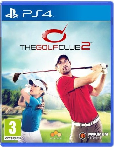 Image of   The Golf Club 2 - PS4