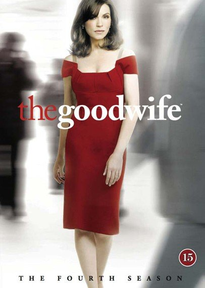 Billede af The Good Wife - Sæson 4 - DVD - Tv-serie