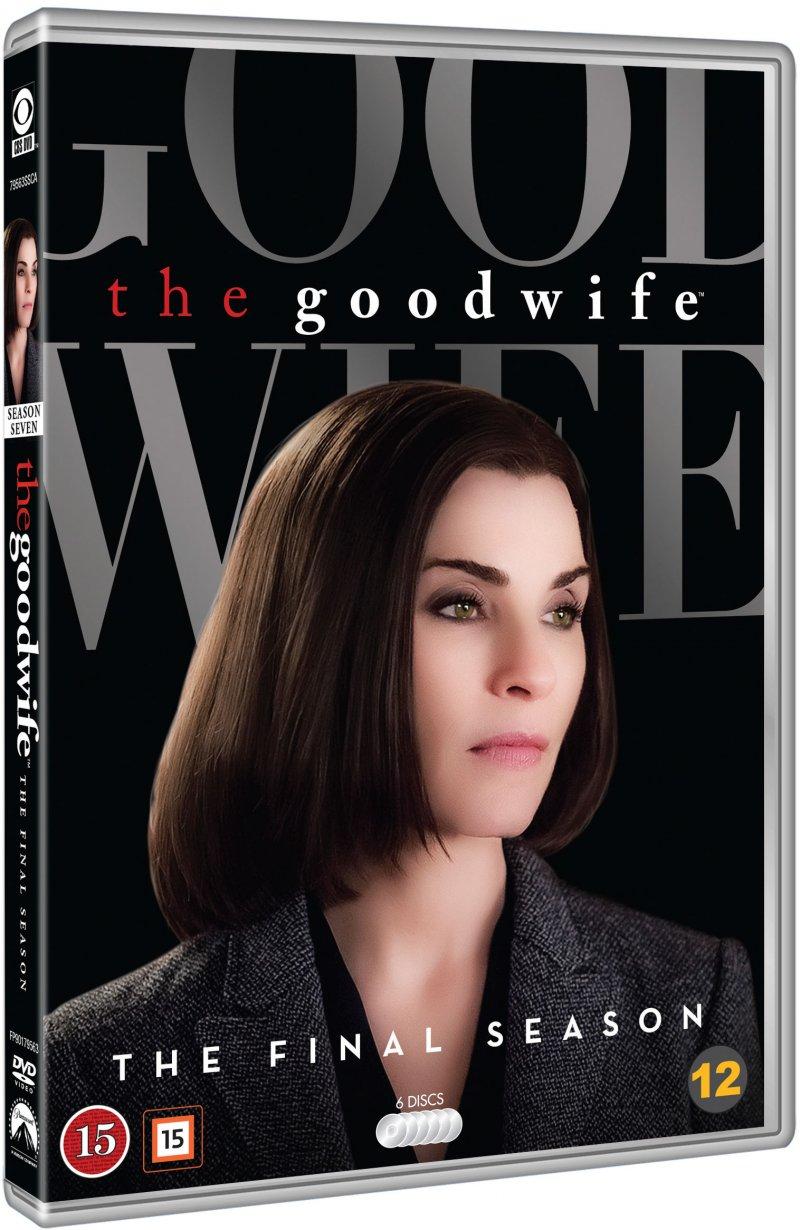 Billede af The Good Wife - Sæson 7 - DVD - Tv-serie