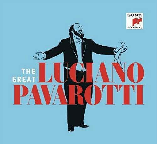 Image of   Luciano Pavarotti - The Great Luciano Pavarotti - CD