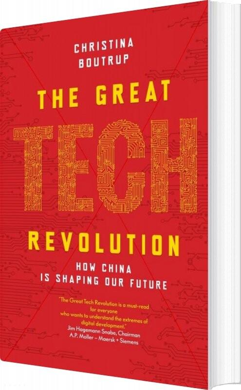 The Great Tech Revolution Christina Boutrup Bog