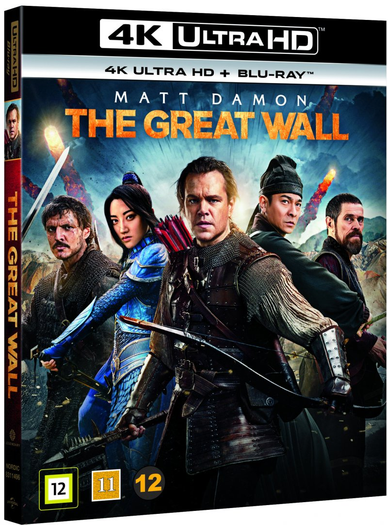 Billede af The Great Wall - 4K Blu-Ray