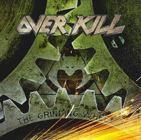 Overkill - The Grinding Wheel - Vinyl / LP