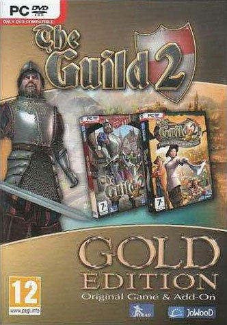 Image of   The Guild 2 - Gold Edition - PC