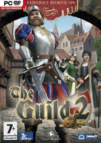Image of   The Guild 2 - PC