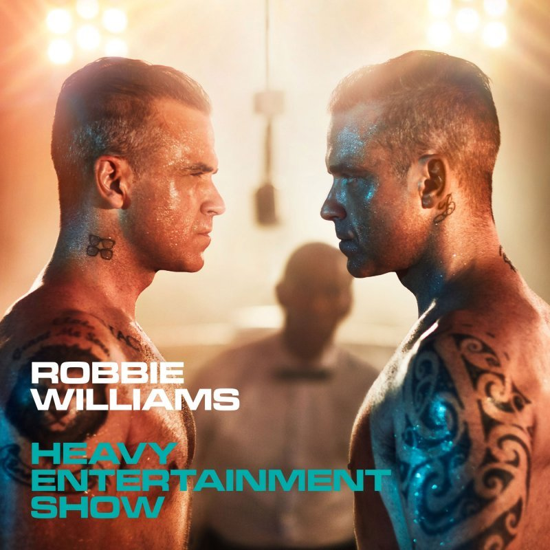 Billede af Robbie Williams - The Heavy Entertainment Show (cd + Dvd) - CD