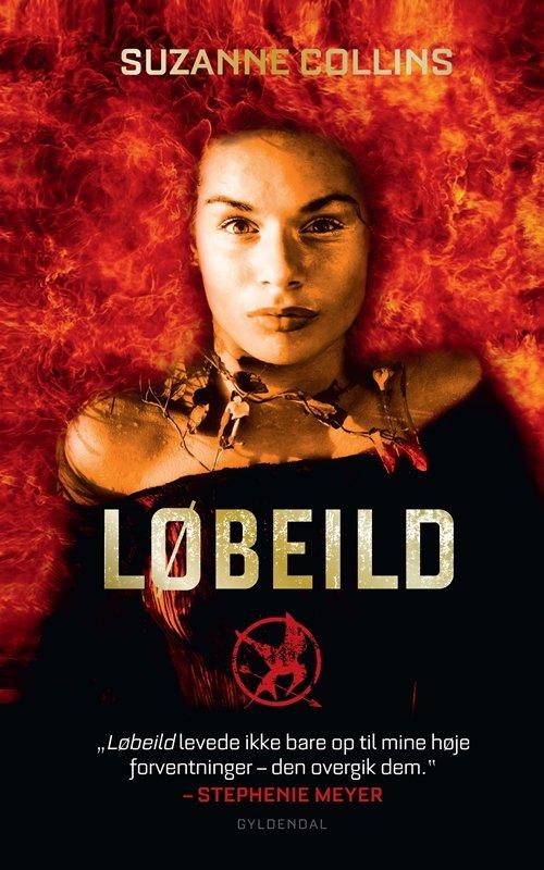 The Hunger Games 2 - Løbeild - Suzanne Collins - Bog