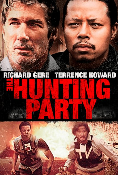 Image of   The Hunting Party - DVD - Film