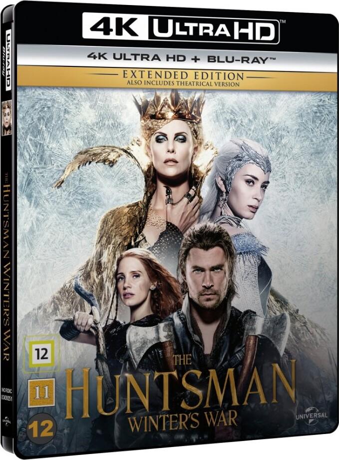 Image of   The Huntsman: Winters War - 4K Blu-Ray