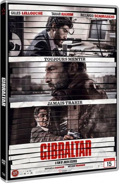 Image of   Border Informant / Gibraltar - 2013 - DVD - Film