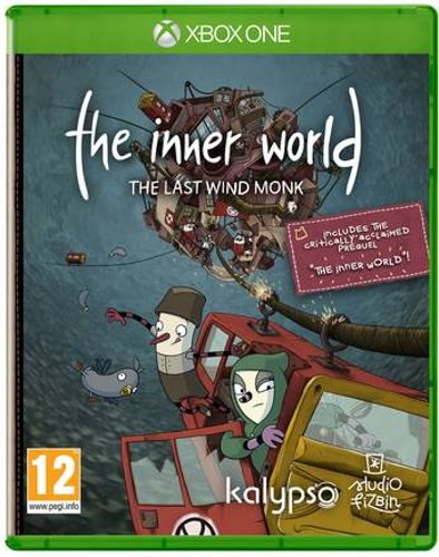 Image of   The Inner World - The Last Wind Monk - Xbox One
