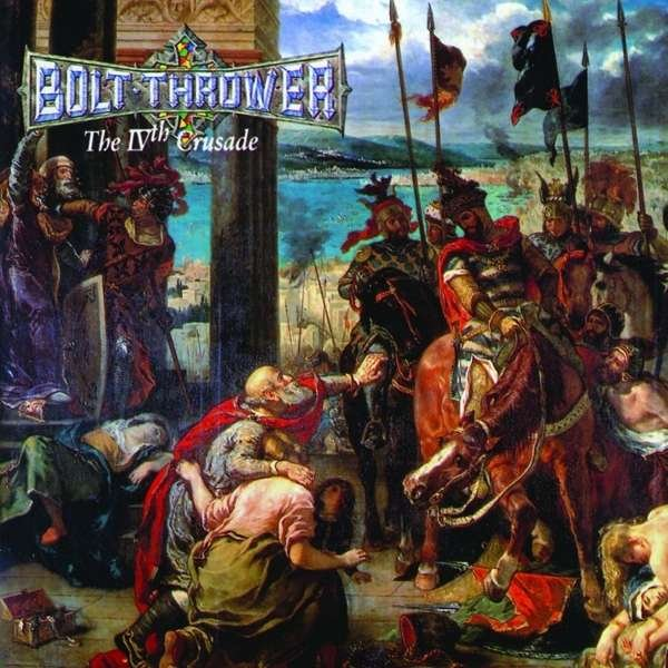 Image of   Bolt Thrower - The Ivth Crusade - Vinyl / LP