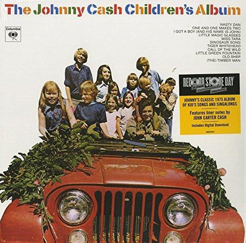 Image of   Johnny Cash - The Johnny Cash Childrens Album - Vinyl / LP