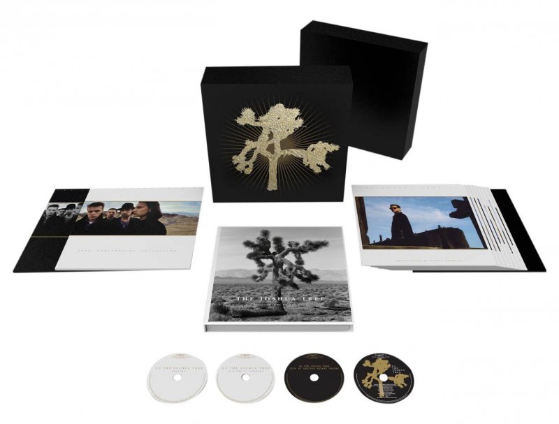 U2 - The Joshua Tree - Deluxe Edition - CD