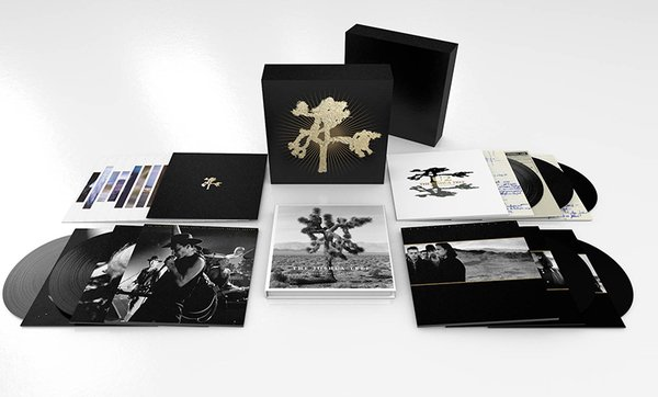 U2 - The Joshua Tree - Super Deluxe 30th Anniversary Edition - Vinyl / LP