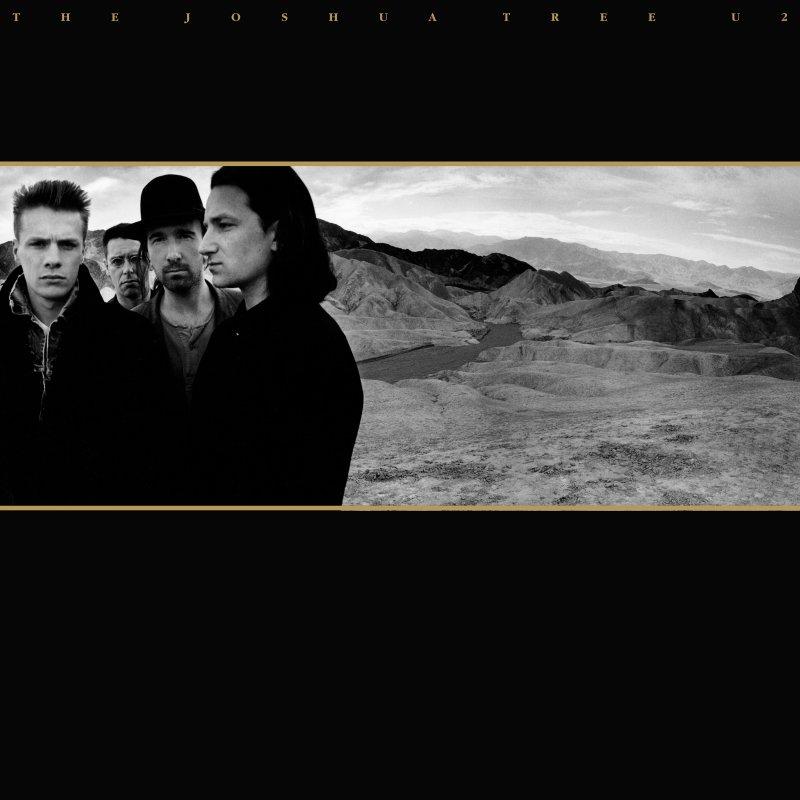 Image of   U2 - The Joshua Tree - 30th Anniversary Edition - Vinyl / LP