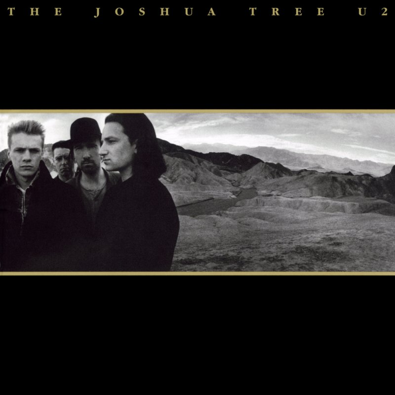 Image of   U2 - The Joshua Tree - CD
