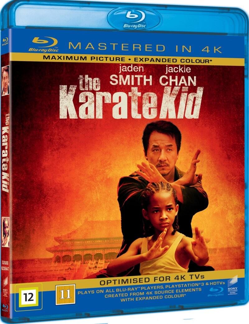 Image of   The Karate Kid (2010) - Blu-Ray