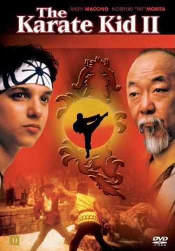 Image of   The Karate Kid 2 - DVD - Film