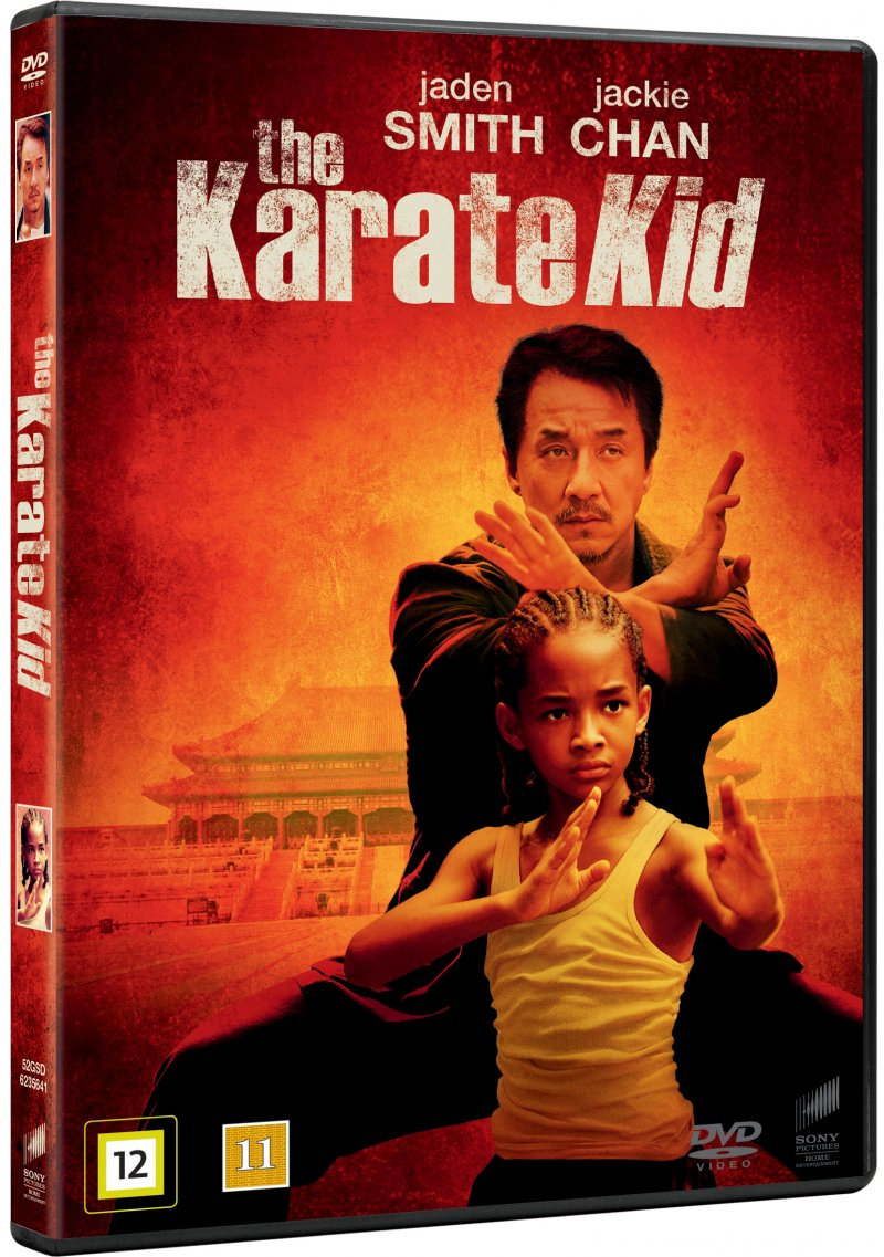 Image of   The Karate Kid - DVD - Film