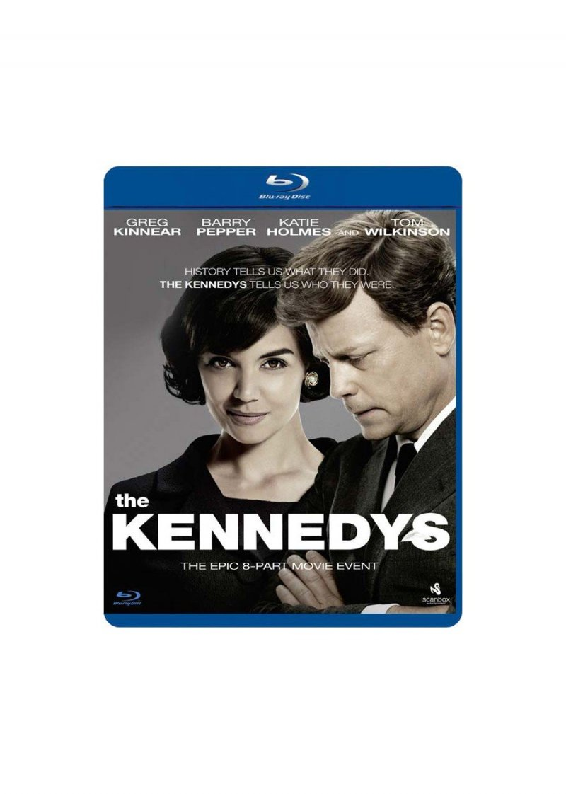 The Kennedys - Blu-Ray - Tv-serie