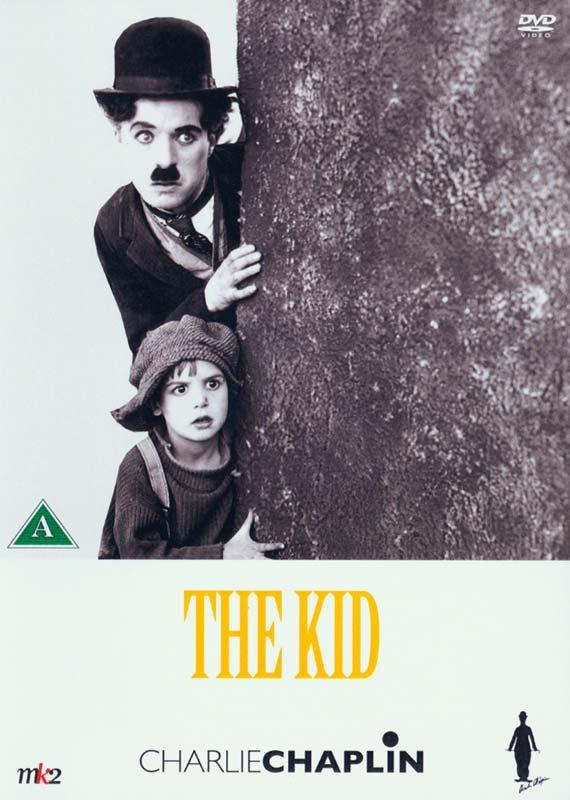 Billede af The Kid - Charles Chaplin - DVD - Film