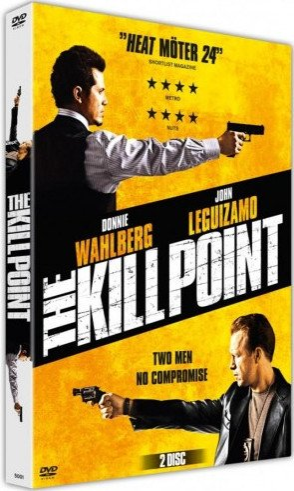 Billede af The Kill Point - Miniserie - DVD - Tv-serie