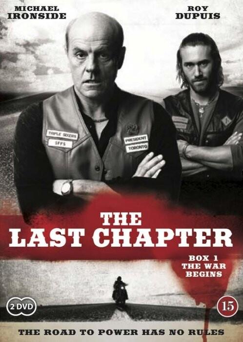 Billede af The Last Chapter - Boks 1 - The War Begins - DVD - Tv-serie