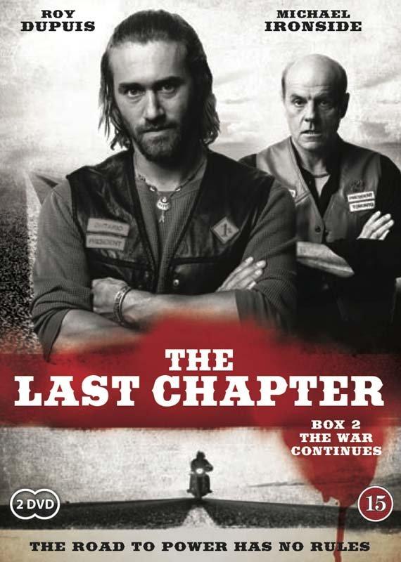 Billede af The Last Chapter - Boks 2 - The War Continues - DVD - Tv-serie