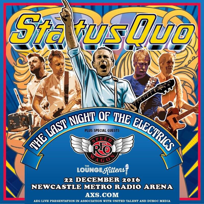 Status Quo - The Last Night Of The Electrics - CD