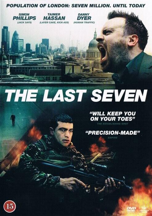 Billede af The Last Seven - DVD - Film