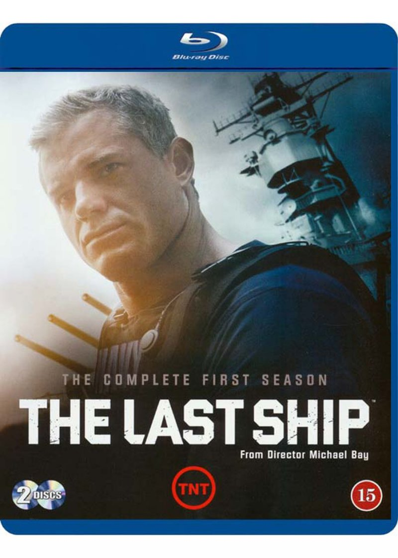 Image of   The Last Ship - Sæson 1 - Blu-Ray - Tv-serie
