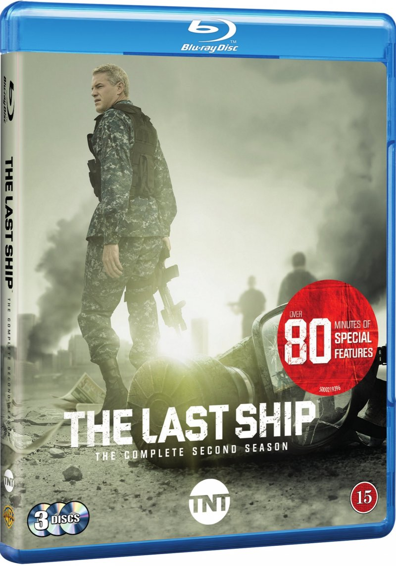 Image of   The Last Ship - Sæson 2 - Blu-Ray - Tv-serie