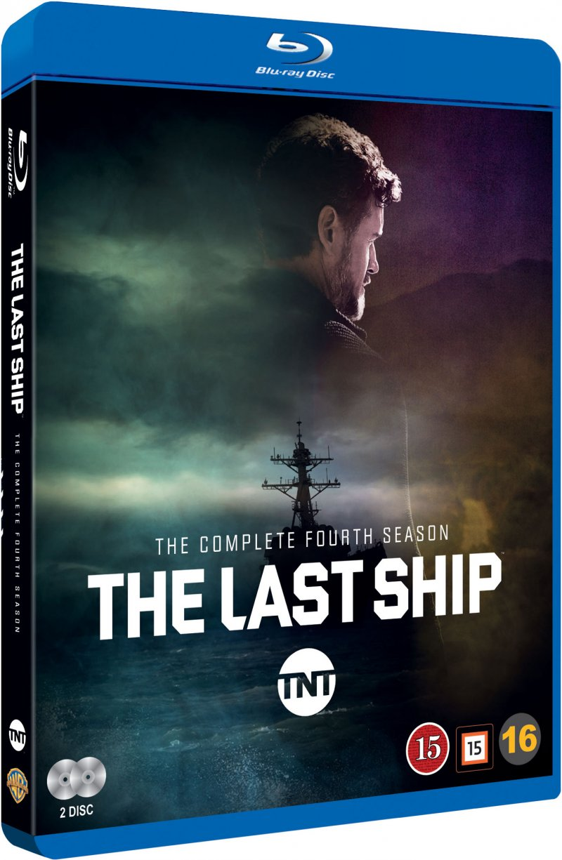 The Last Ship - Sæson 4 - Blu-Ray - Tv-serie