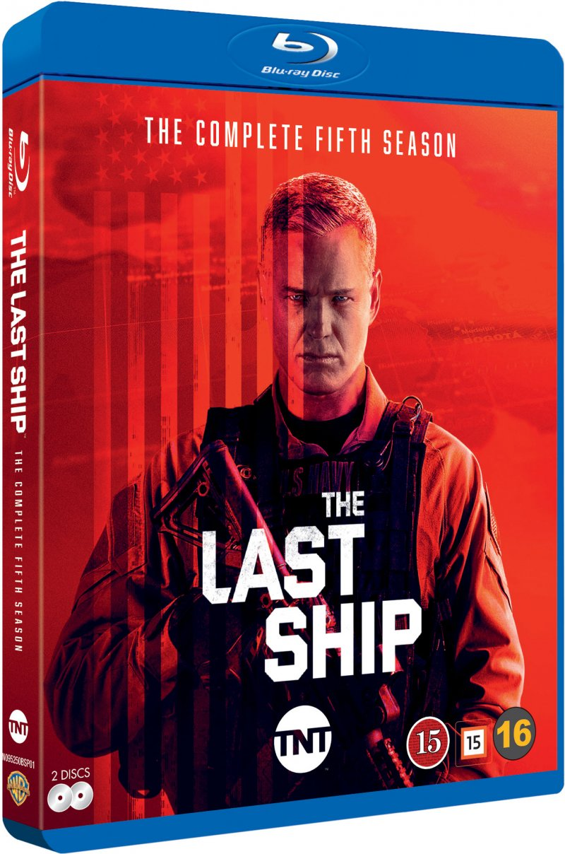 Image of   The Last Ship - Sæson 5 - Blu-Ray - Tv-serie