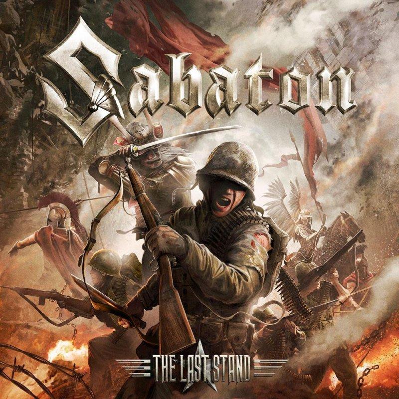 Sabaton - The Last Stand - Vinyl / LP