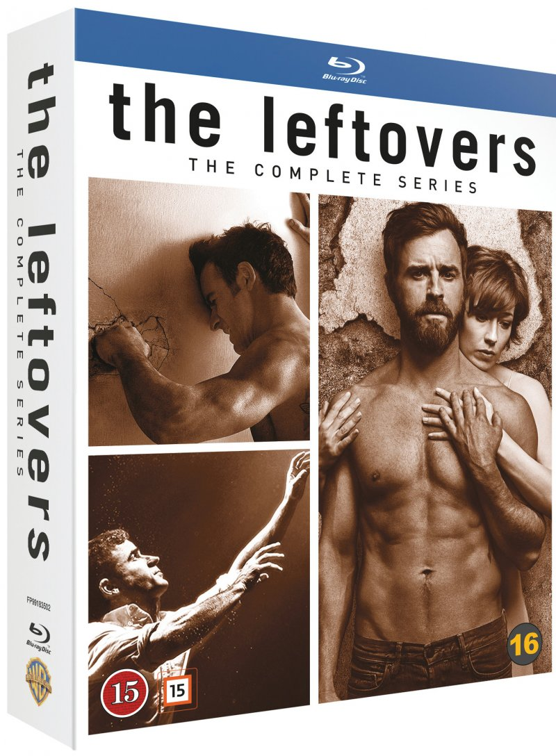 The Leftovers - Sæson 1-3 - Hbo - Blu-Ray - Tv-serie