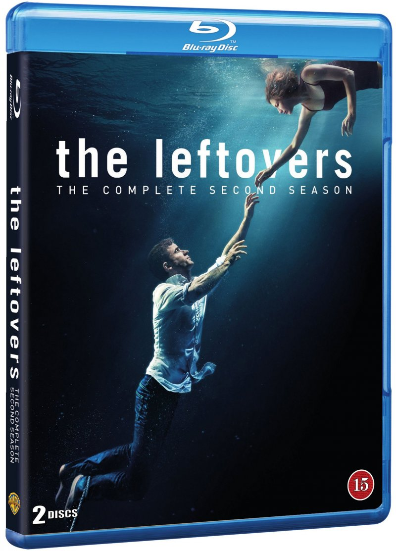 The Leftovers - Sæson 2 - Hbo - Blu-Ray - Tv-serie