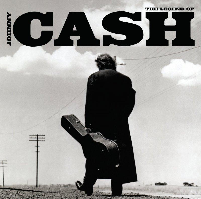 Image of   Johnny Cash - The Legend Of Johnny - Vinyl / LP