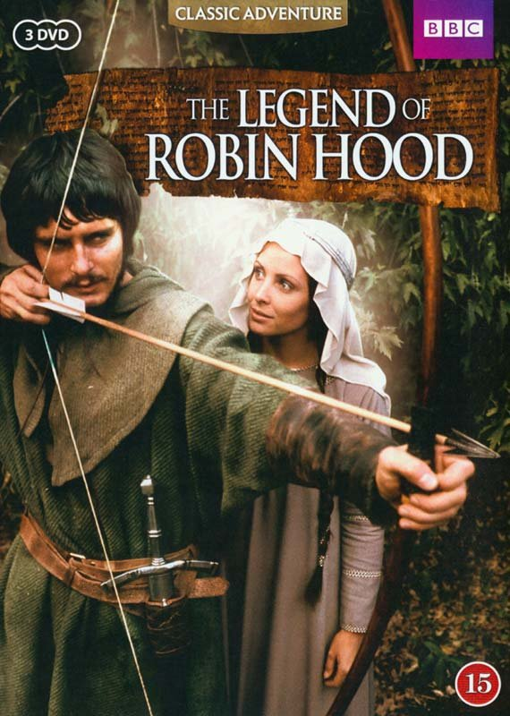The Legend Of Robin Hood - Bbc - DVD - Tv-serie